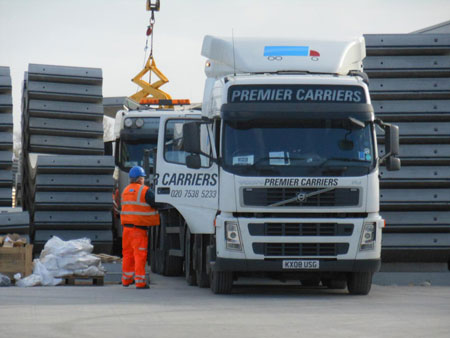 Crossrail Deliveries